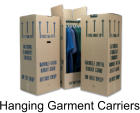 Hanging Garment Carriers