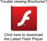 Trouble viewing Brochures? Click here to download the Latest Flash Player